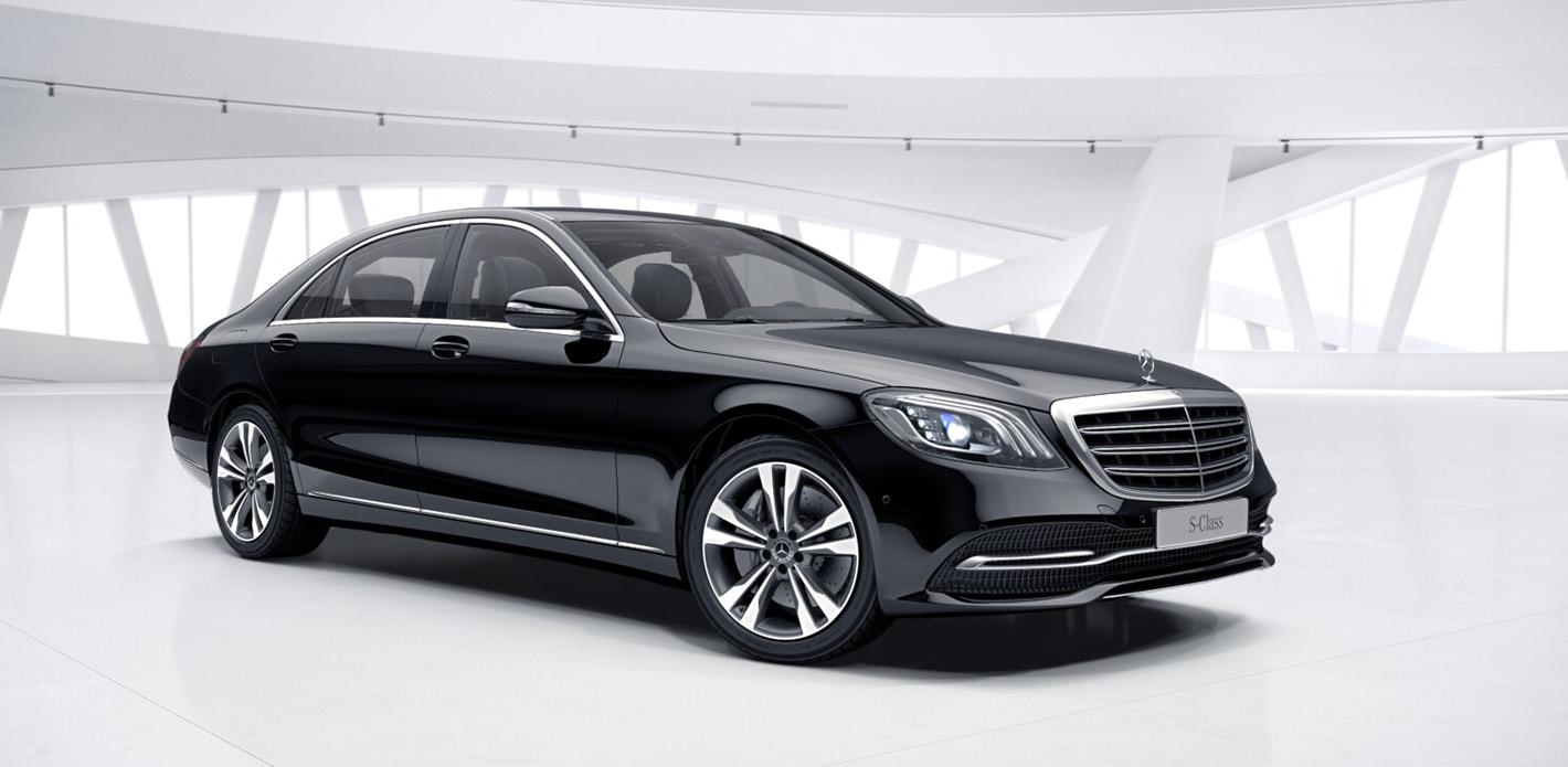 Mercedes S Class 0