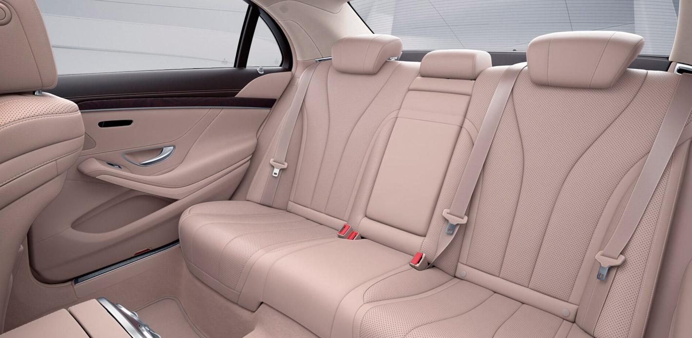 Mercedes S Class 1