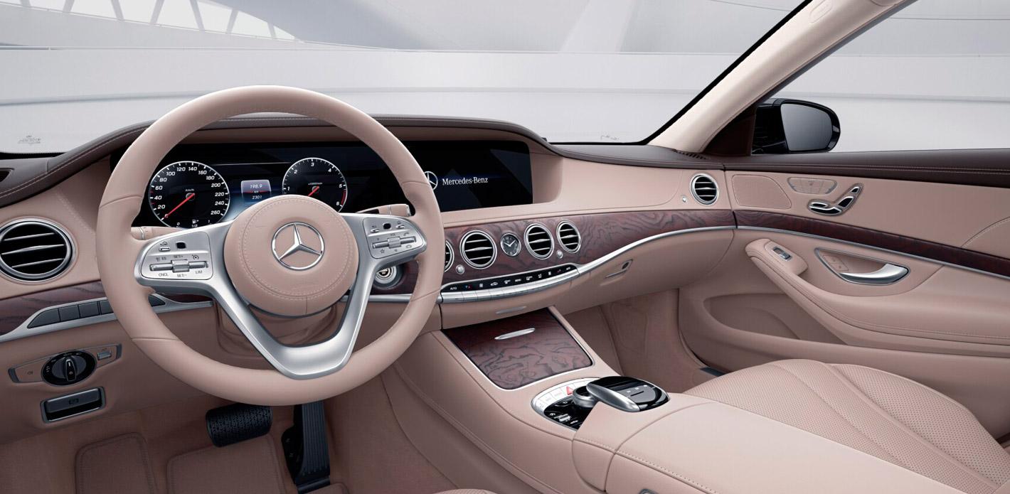 Mercedes S Class 2