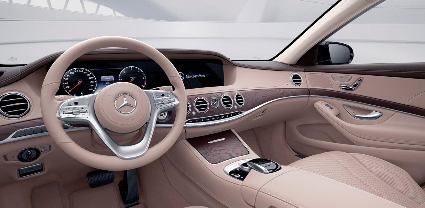 Mercedes Clase S 2