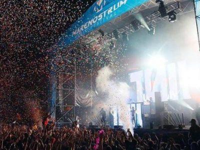 El festival Marenostrum pone fin a su cuarta edición en La Marina de Valencia