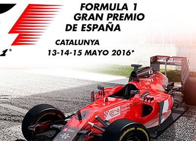 Gran de Premio de España de Fórmula 1 en Montmeló