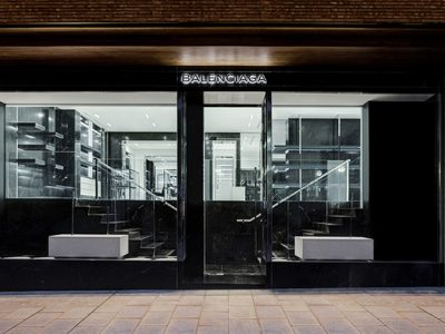 Balenciaga inaugura una nueva tienda en Madrid
