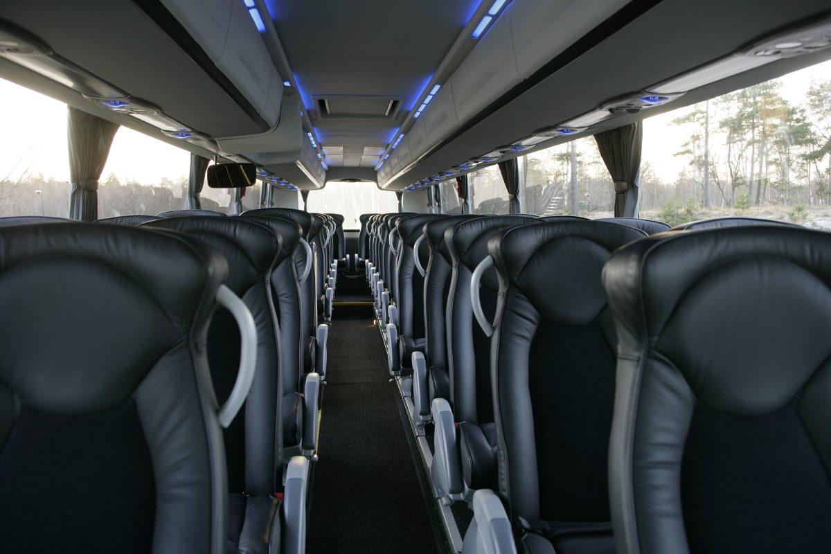 Autobuses de lujo, la mejor opción para traslados a eventos 3