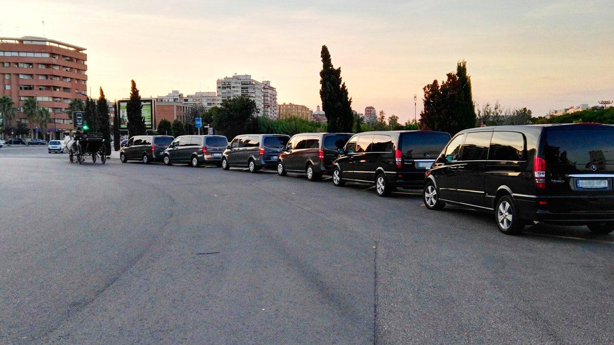 ¿Qué tipo de alquiler de coches de lujo con conductor me conviene? 3