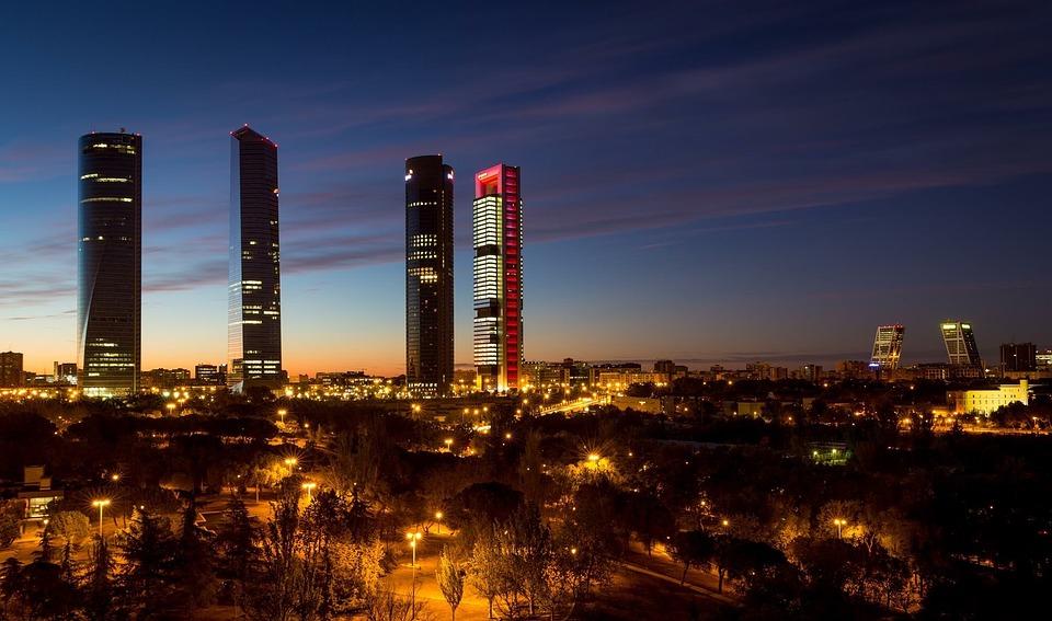 Viajar a Madrid de la manera más confortable