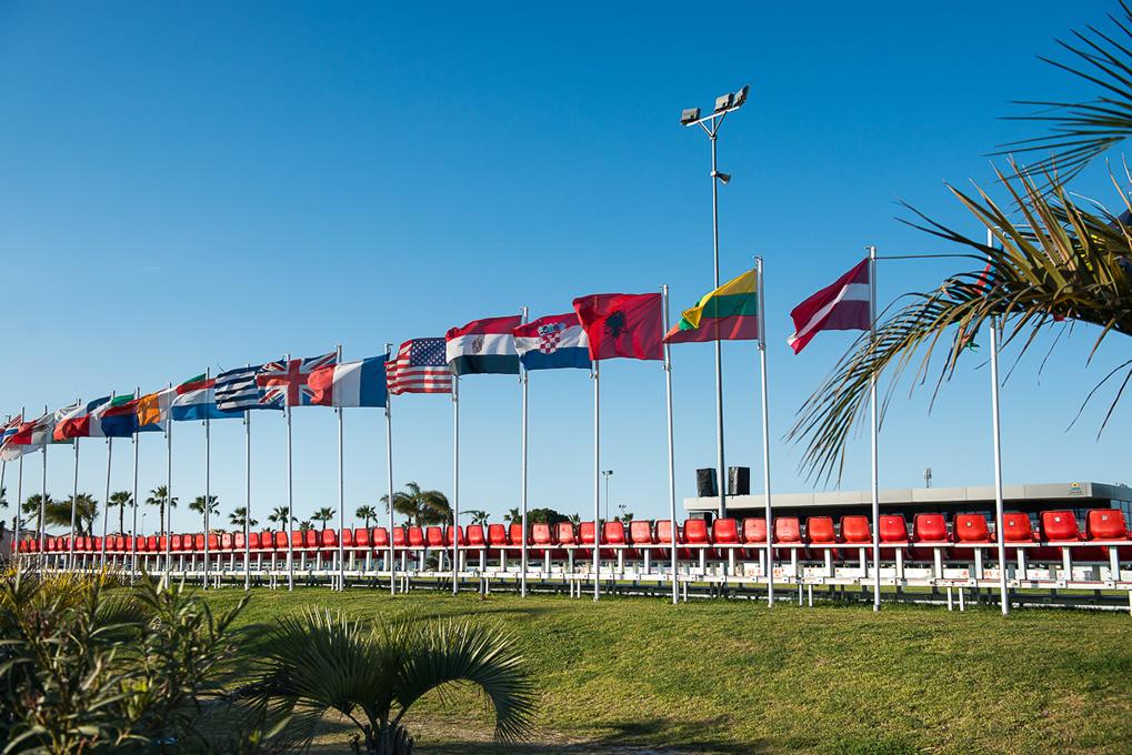 Oliva acoge a los mejores jinetes del mundo en la VII edición del MET 3