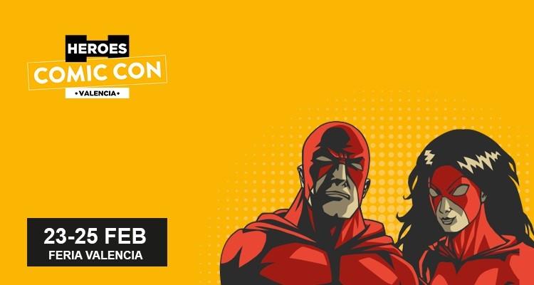 Eventos de febrero 2018 en Feria Valencia 3