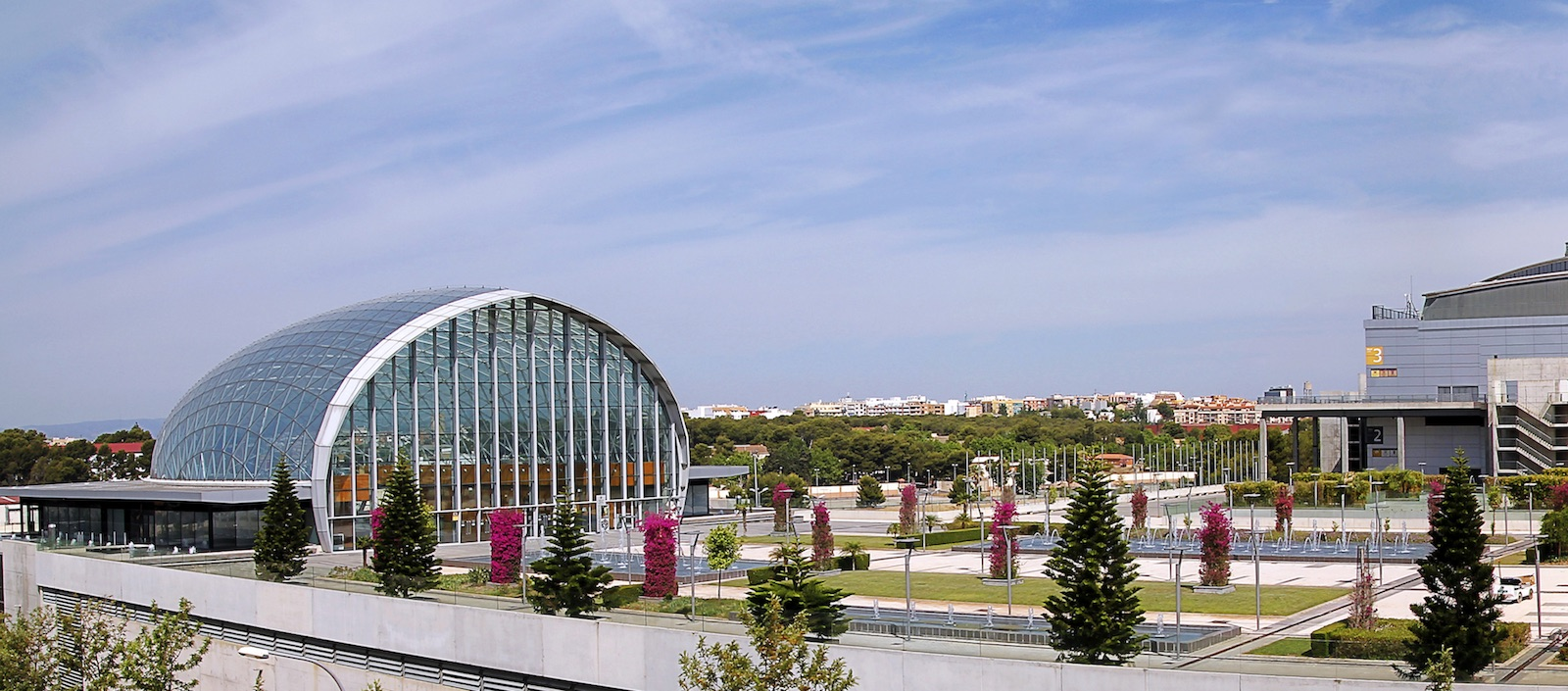 Eventos de febrero 2018 en Feria Valencia 1
