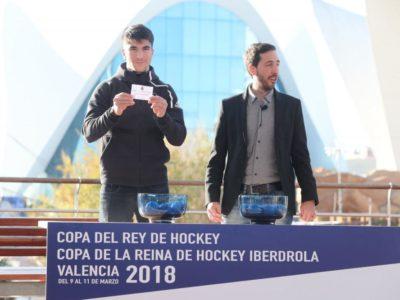 Los mejores equipos de hockey estarán en marzo en Valencia