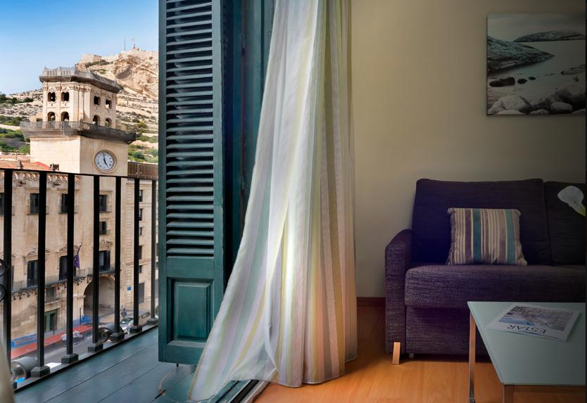 3 hoteles con encanto donde alojarse en un viaje a Alicante 3