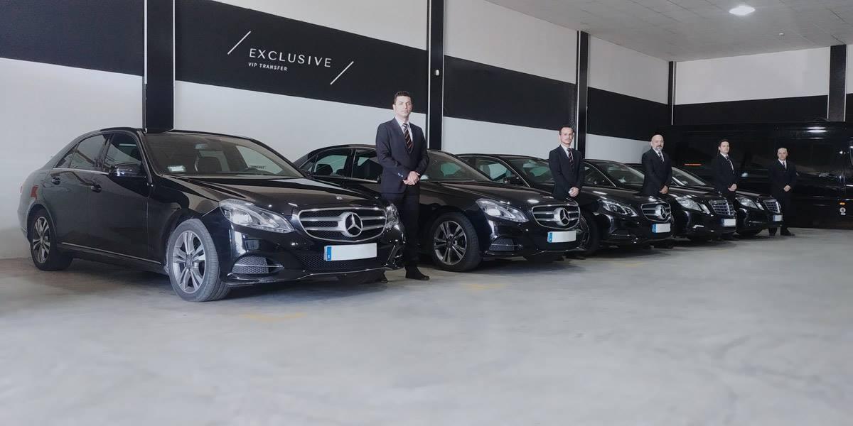 Contratar un servicio de alquiler de coches de lujo con conductor en Valencia 3