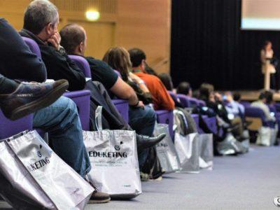Eduketing: más de 700 congresistas debaten cómo innovar en la educación