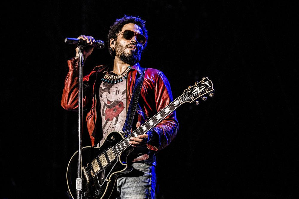 Lenny Kravitz, viajará a Barcelona y Madrid en su gira de conciertos 1
