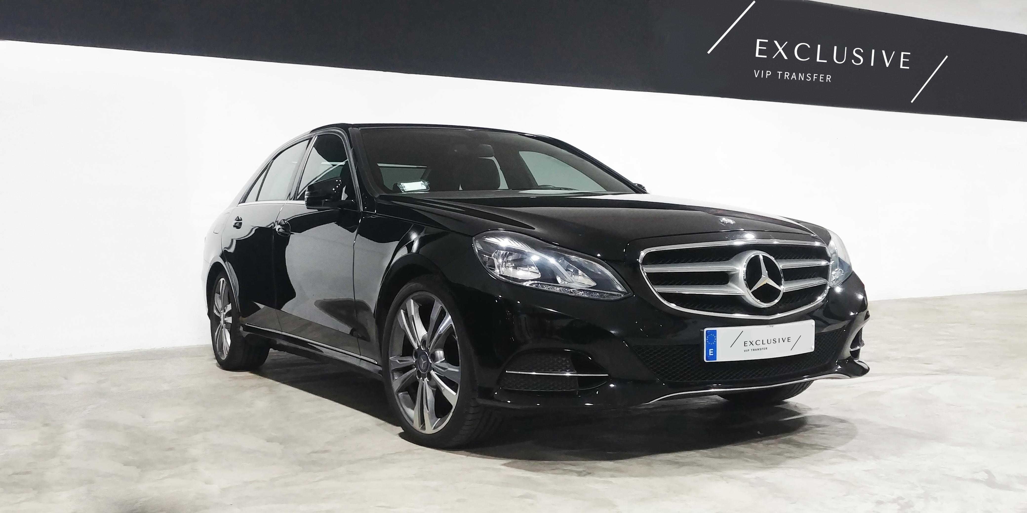 Los aspectos más valorados en un alquiler de coches de lujo con conductor 1