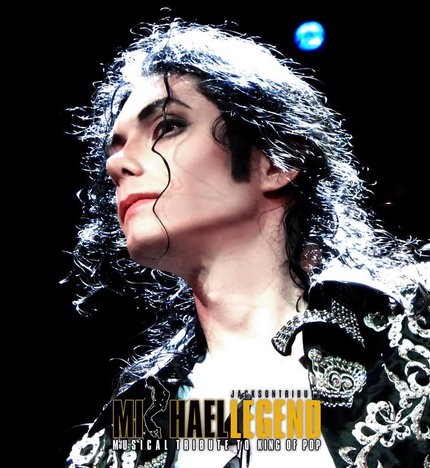 'Michael Legend' en Valencia: el tributo a Michael Jackson