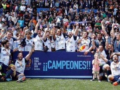 Valencia, capital del rugby español