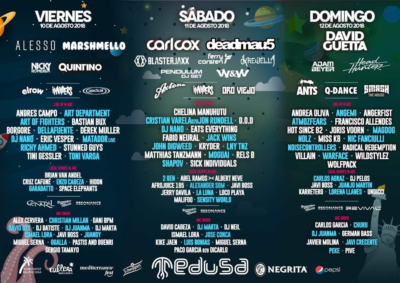 Medusa Festival se consolida como uno de los mejores festivales de la Comunidad Valenciana 3