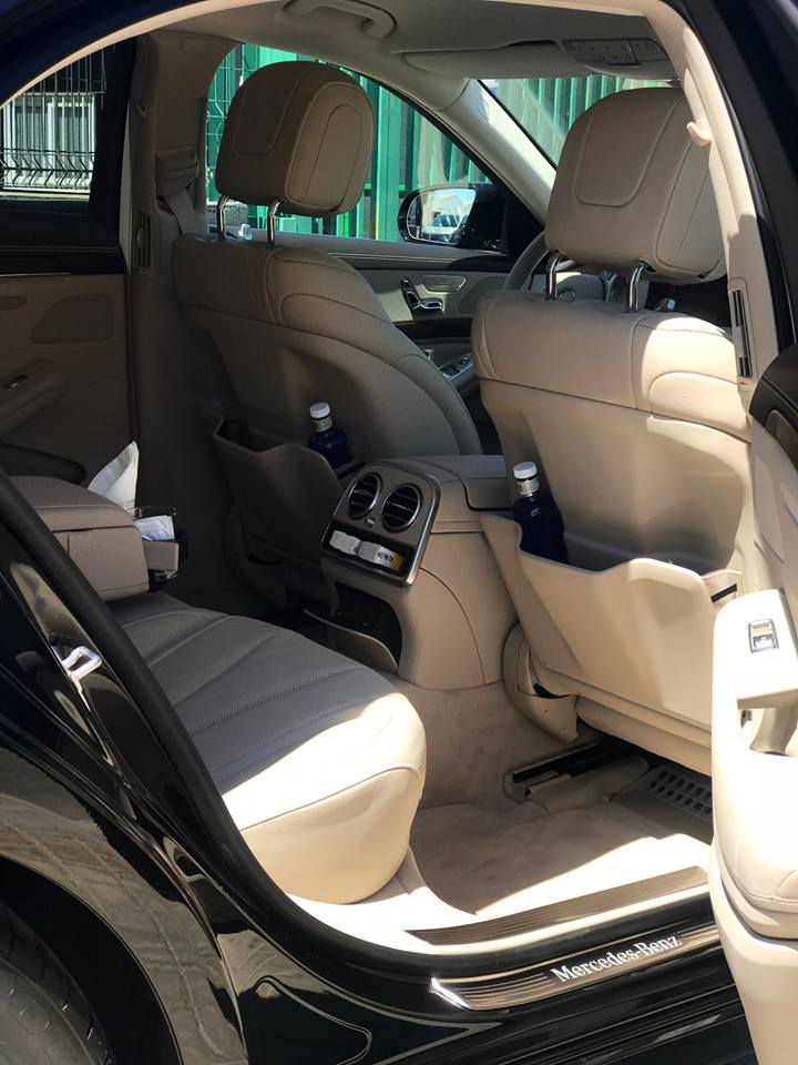 Los clientes de Exclusive Cars ya disfrutan del nuevo Mercedes Clase S 3