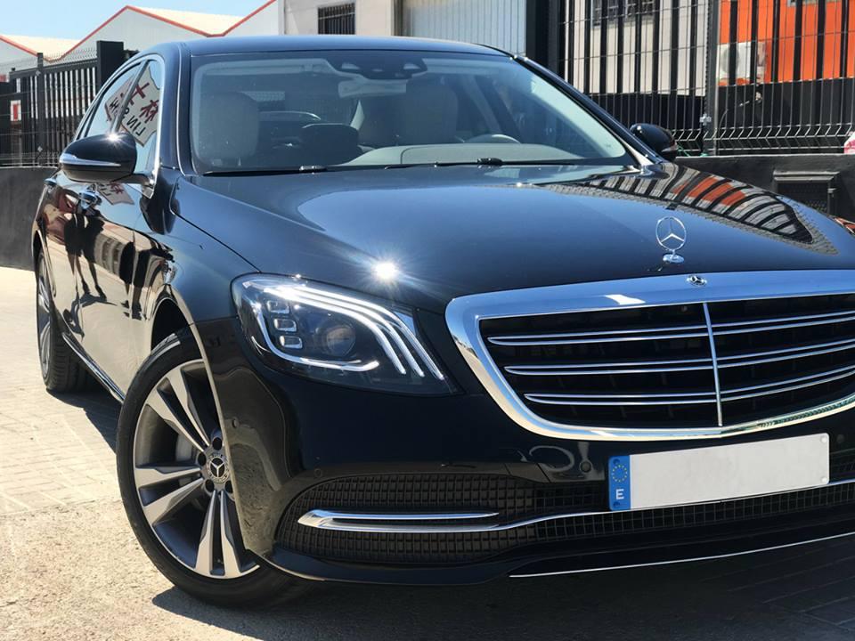 Los clientes de Exclusive Cars ya disfrutan del nuevo Mercedes Clase S 1