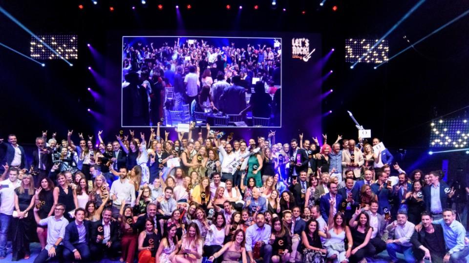 La gala de los premios eventoplus, será en julio 3