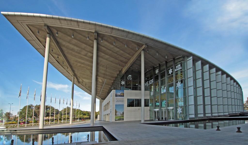El mejor Palacio de Congresos está en Valencia 1