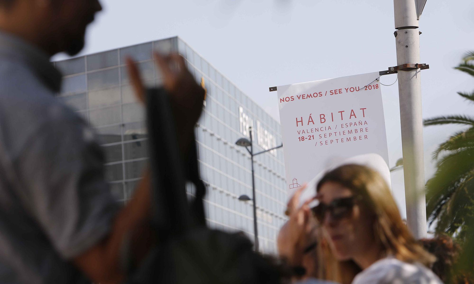 Feria Habitat Valencia vuelve en Septiembre con nuevas propuestas