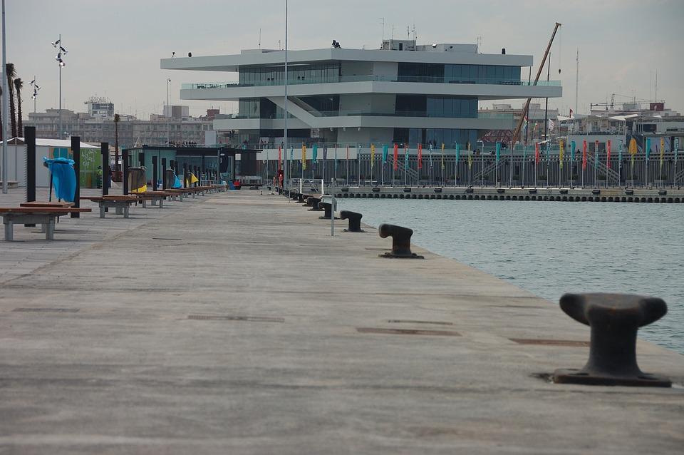 Traslados del puerto al centro de Valencia 3