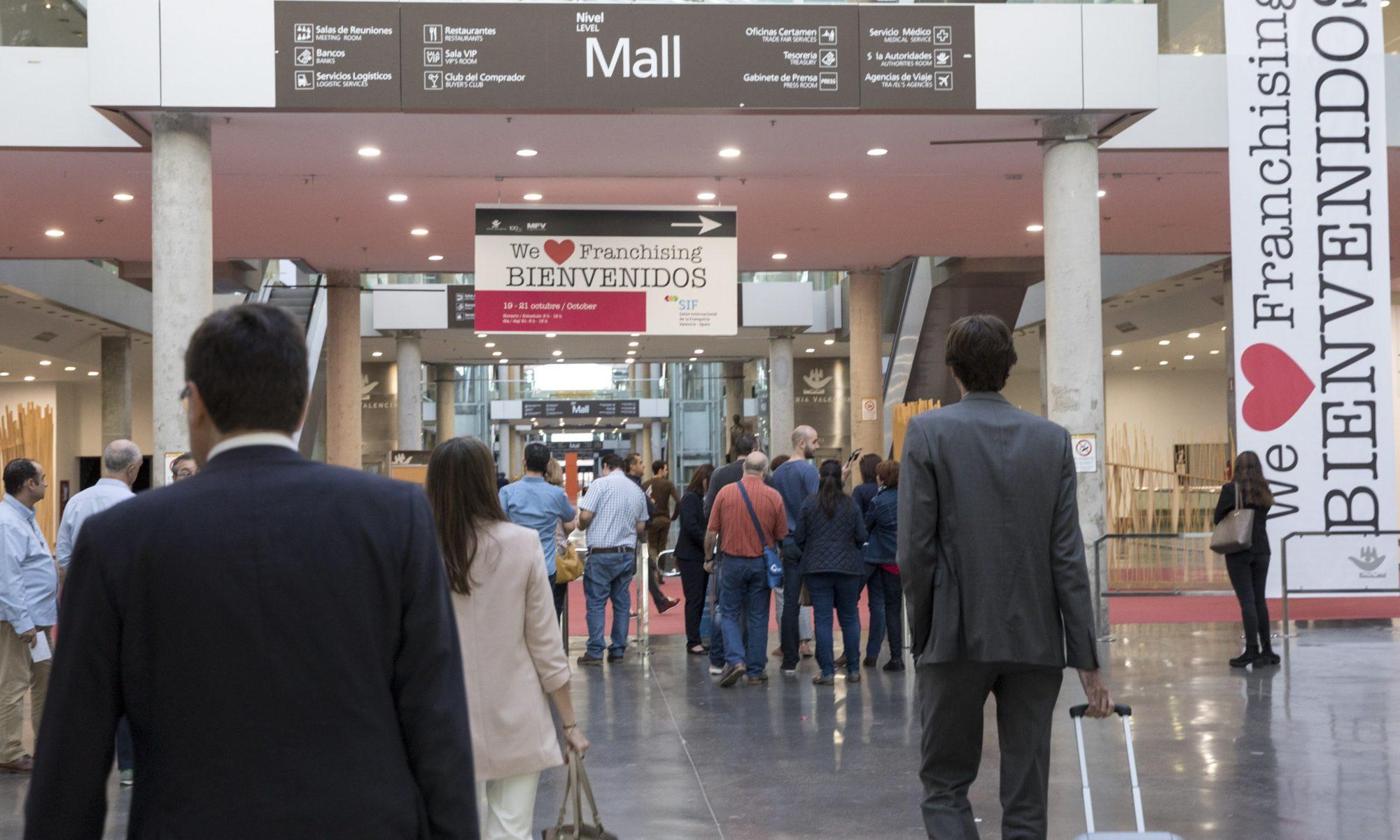 Visita en Valencia el Salón Internacional de las Franquicias y Oportunidades de Negocio