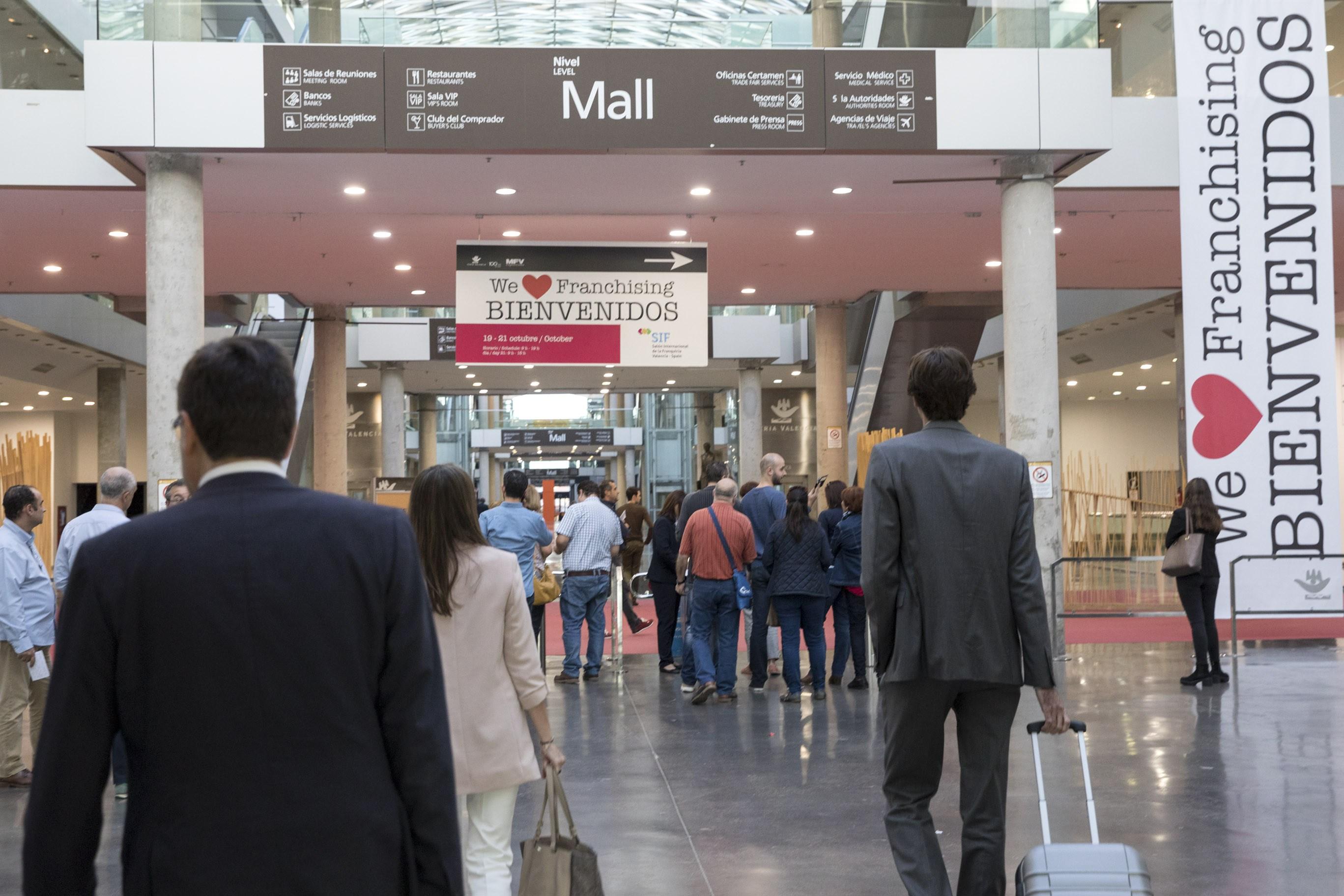 Visita en Valencia el Salón Internacional de las Franquicias y Oportunidades de Negocio 3