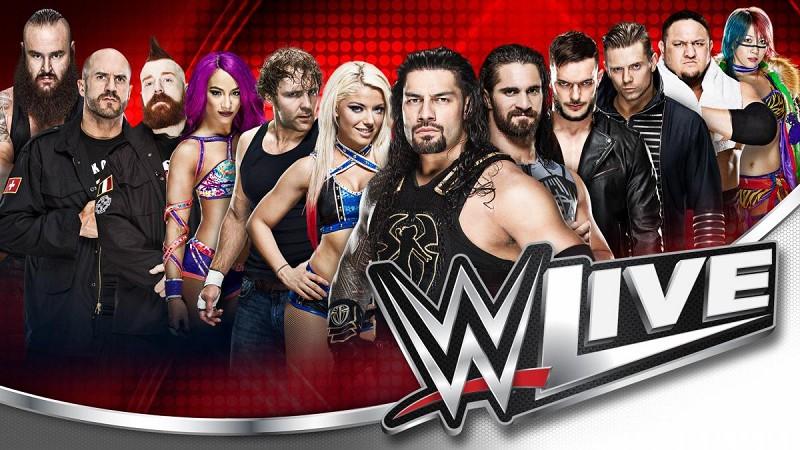 ¿Ya has asistido a algún evento de WWE España? Vuelven en breve 3