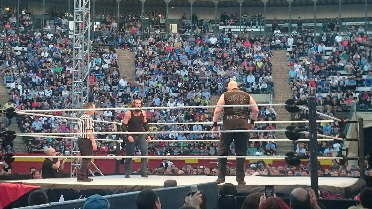 ¿Ya has asistido a algún evento de WWE España? Vuelven en breve 1