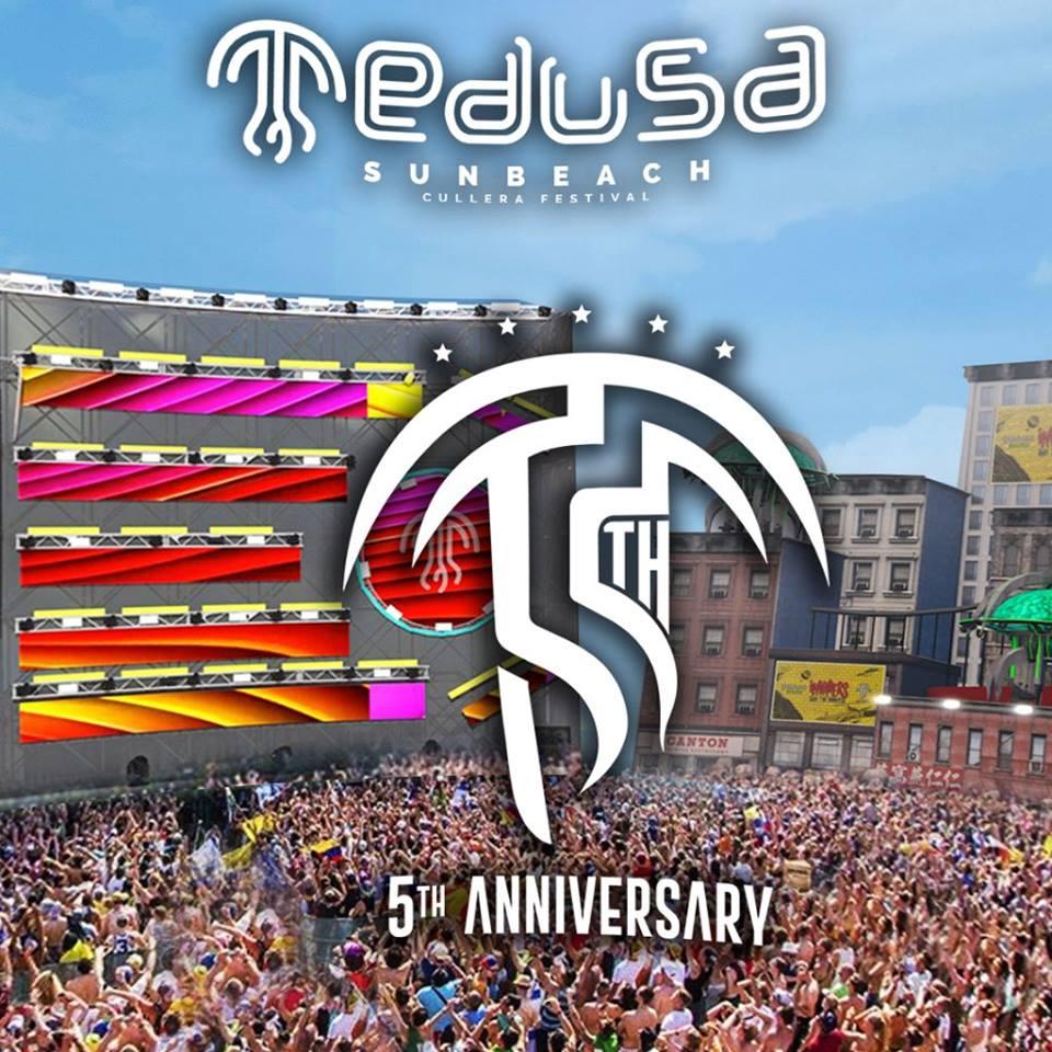 ¿Ya tienes tu entrada para ir al Medusa Sunbeach Festival?