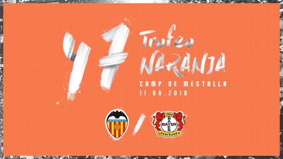 Listos para viajar a Valencia y disfrutar del Trofeo Naranja 1