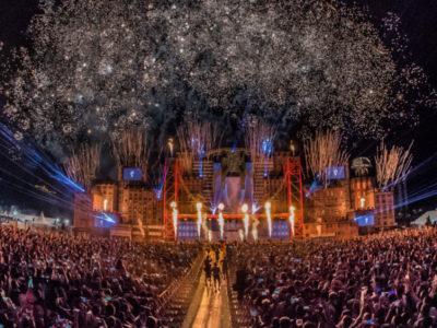 David Guetta pone el broche de oro a un Medusa Festival de récord