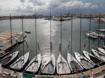 La élite de la vela vuelve a Valencia