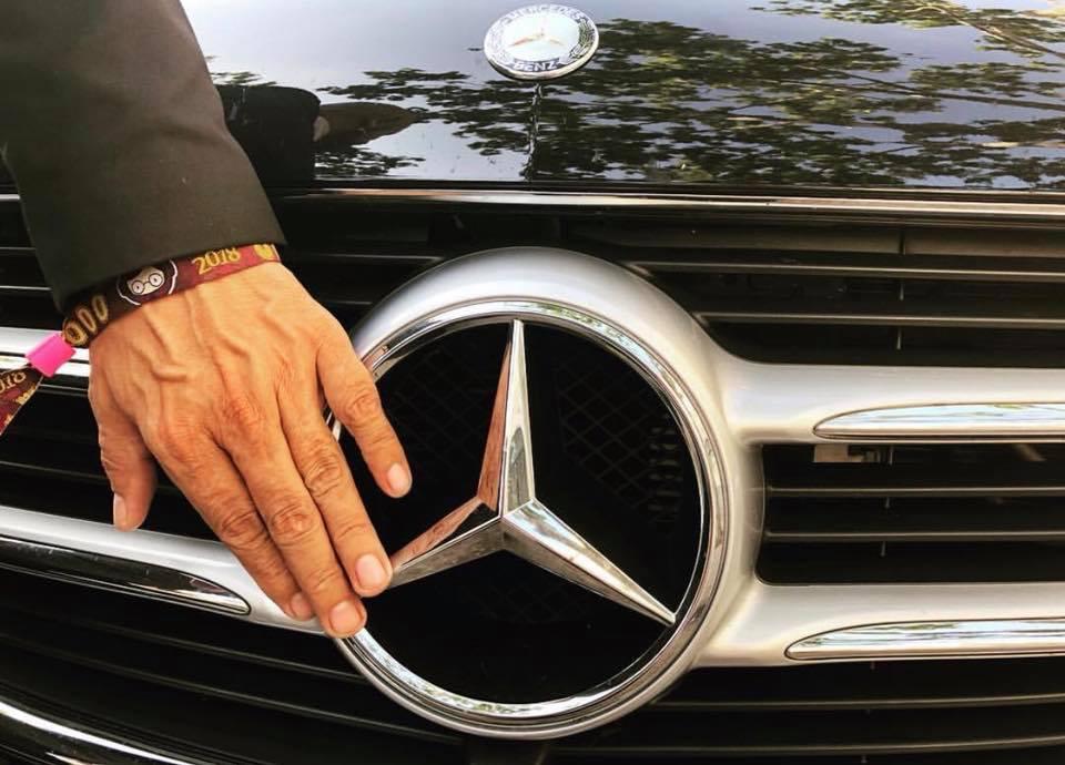 Los vehículos Mercedes, entre los más seguros 1