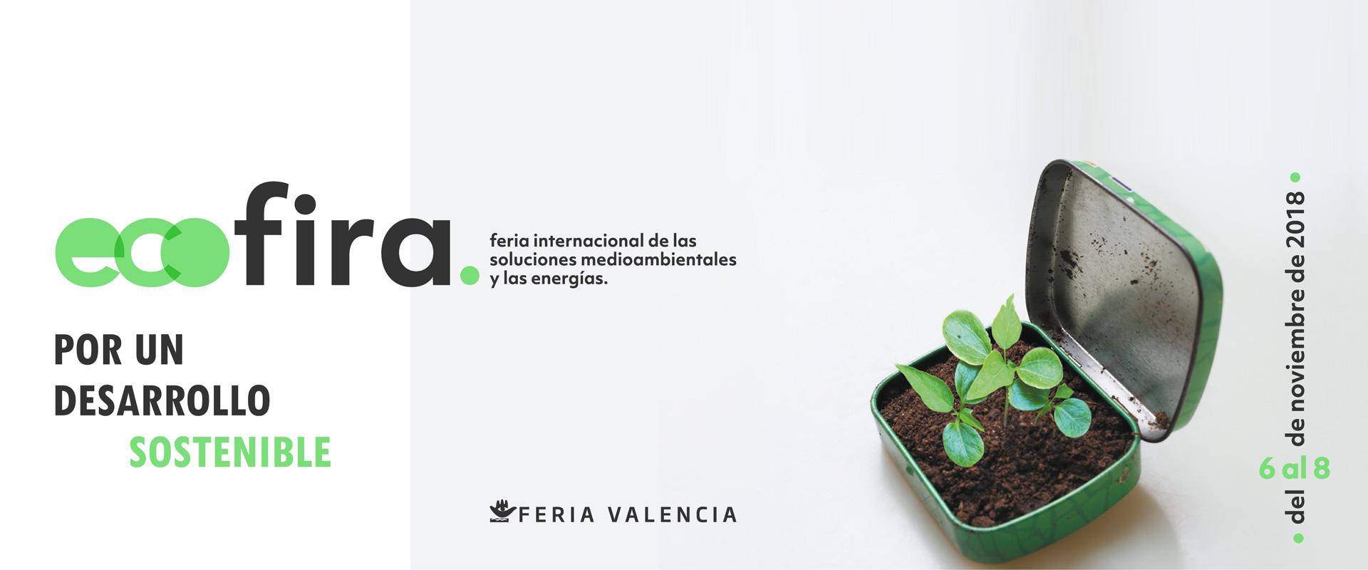 Feria Valencia acogerá la 16ª Feria Internacional de las Soluciones Medioambientales