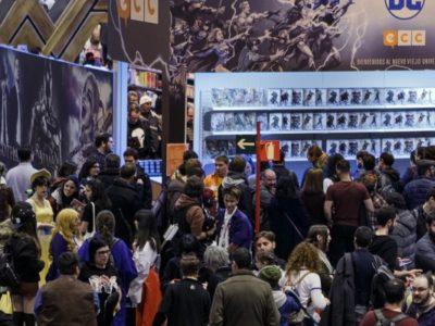 40.000 personas visitaron la 'Heroes Comic Con' de Madrid