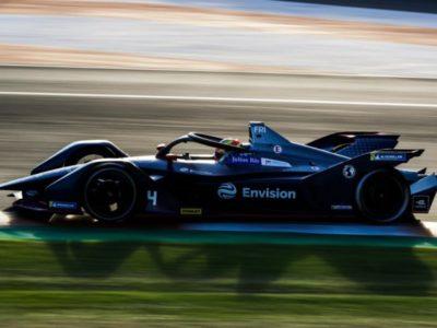 Así se las gastan los nuevos Fórmula E en Valencia