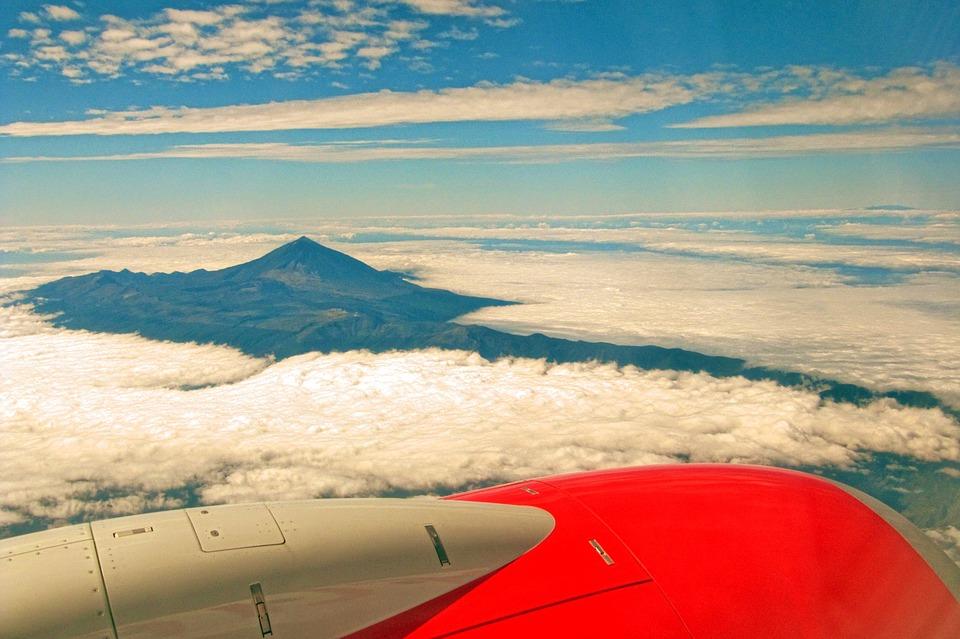 Tendencias en los traslados del aeropuerto de Tenerife norte y sur 1