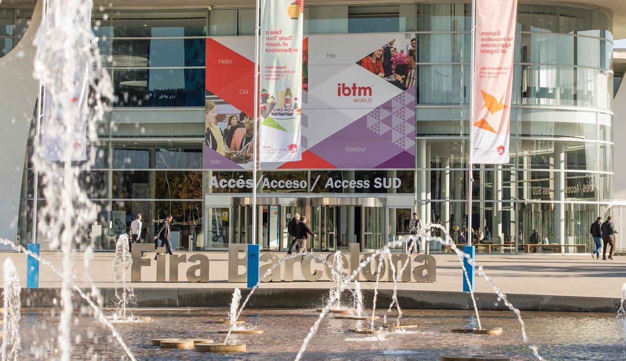 Distintos destinos de todo el mundo se promocionan en la Feria IBTM World 2018