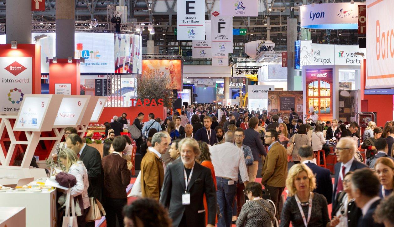 Distintos destinos de todo el mundo se promocionan en la Feria IBTM World 2018 3