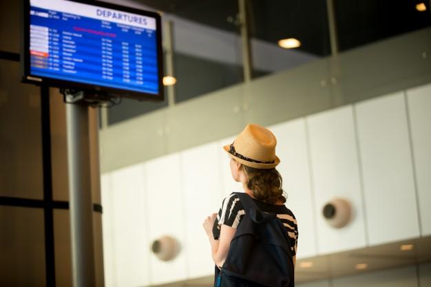 ¿Qué hacer desde que llegas al aeropuerto hasta que sale el vuelo? 1