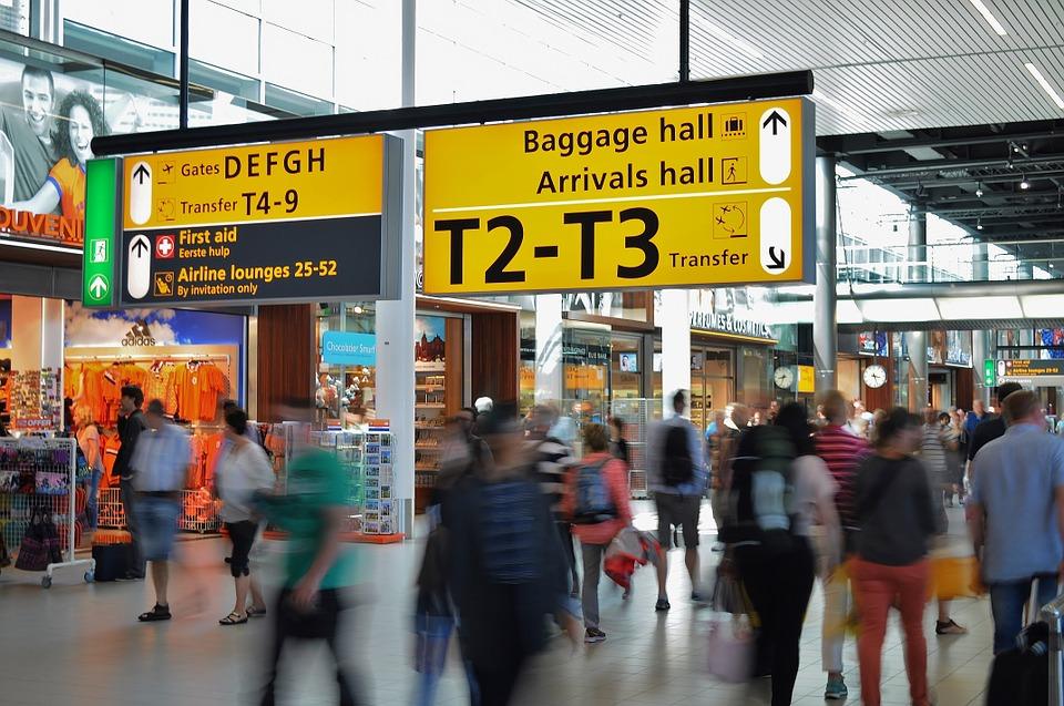 Algunas preguntas en inglés que pueden ser muy útiles a la llegada a un aeropuerto 1