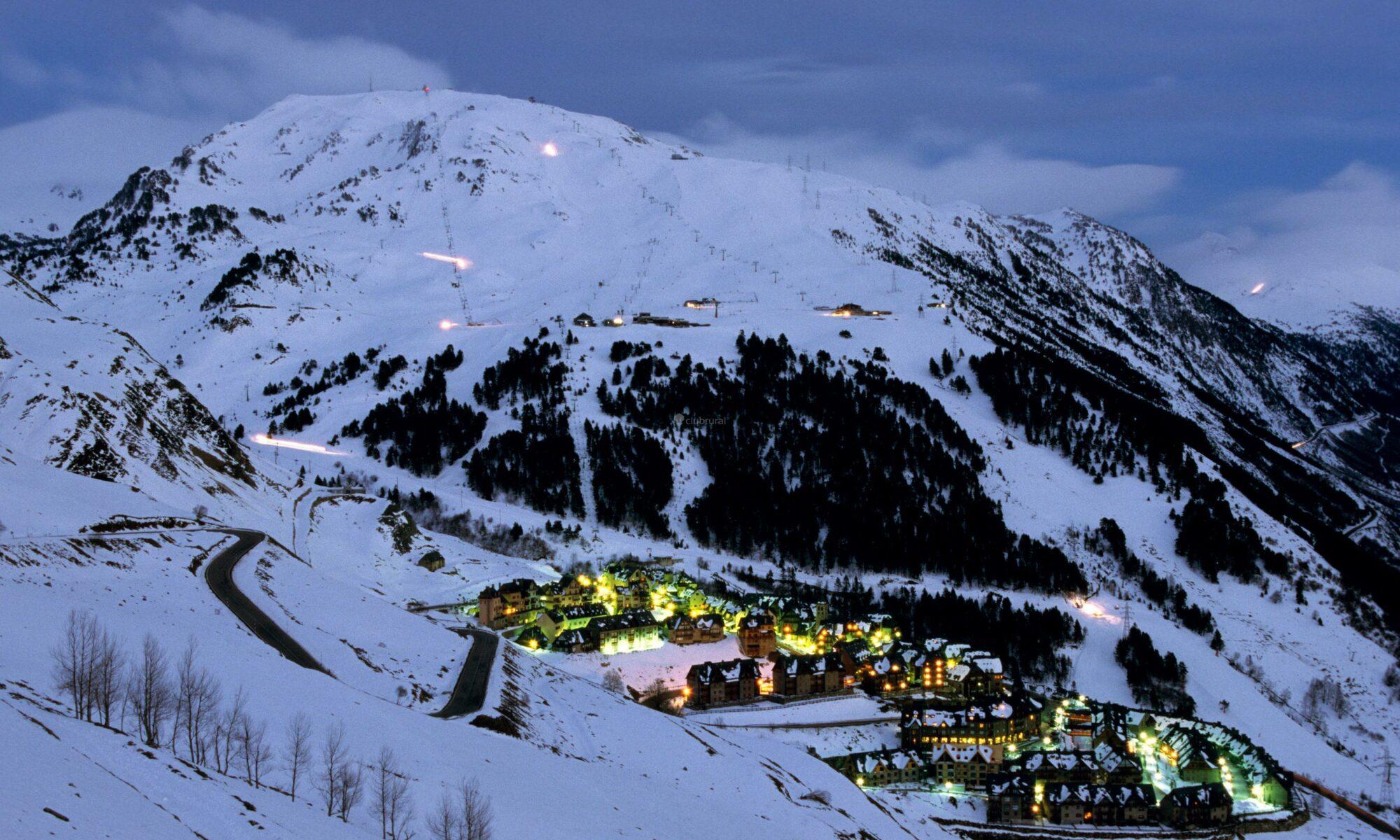 Baqueira Beret sede de la Copa del Mundo de Snowboard