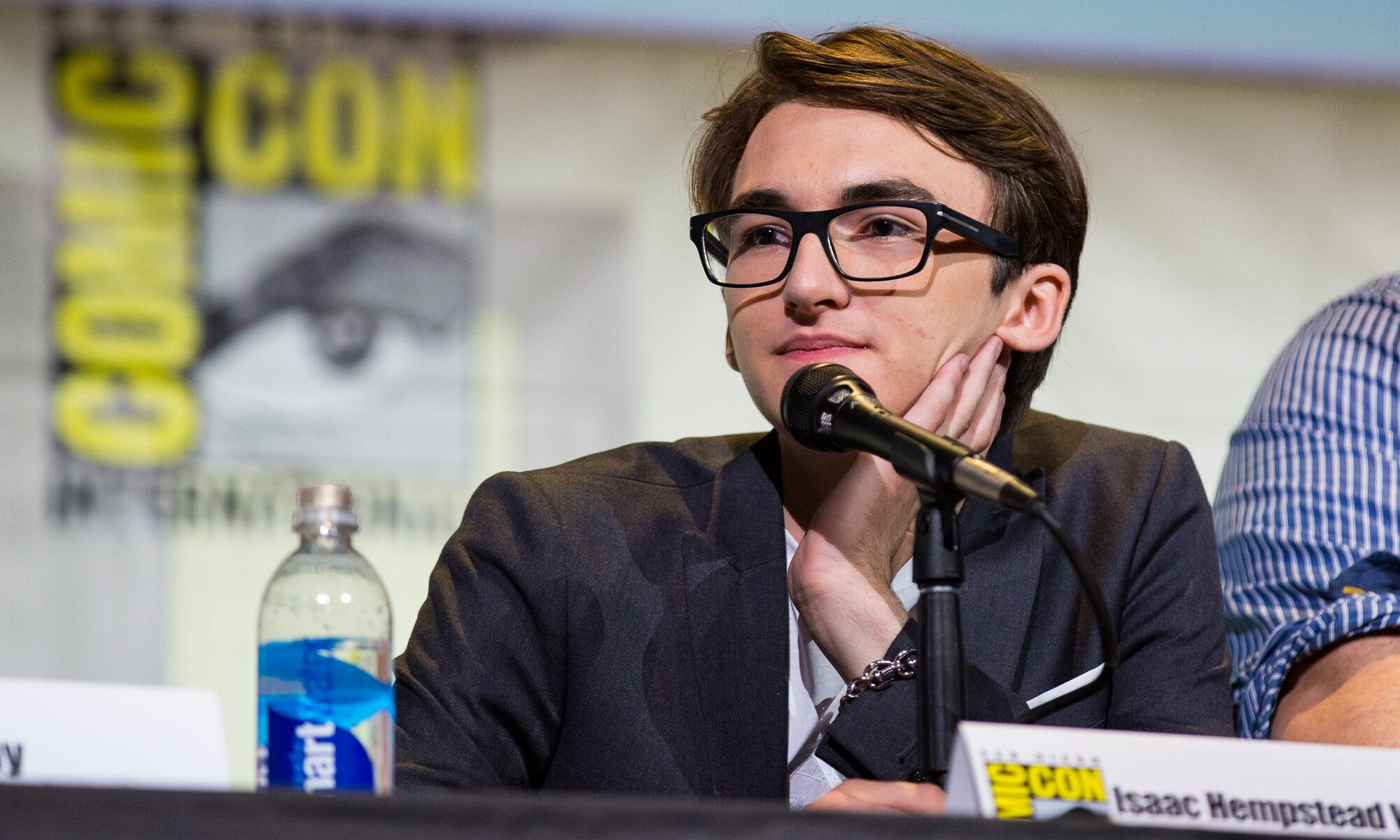 Isaac Hempstead también estará en la Comic Con Valencia