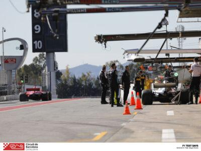 Vuelve al Circuit una Formula 1 cargada de novedades