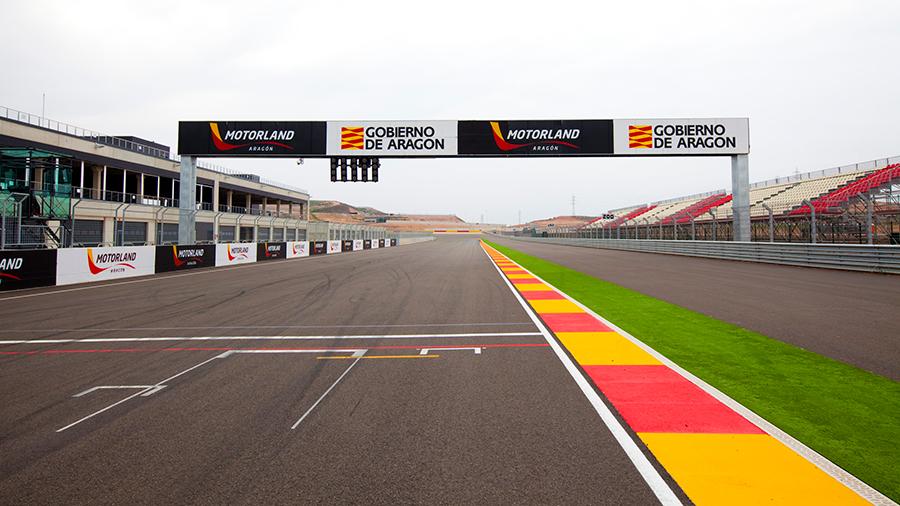 Motorland Aragón acoge el Mundial de Superbikes (SBK) en abril 1