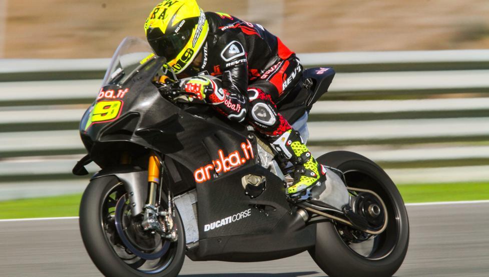 Motorland Aragón acoge el Mundial de Superbikes (SBK) en abril 3